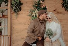 THE WEDDING - MARSYA & ANDWIKA by ATMOSFER Pictures