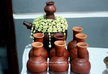 Dekorasi Siraman Adat Jawa by Fiora Fairuz Wedding (Faiqa Decoration)