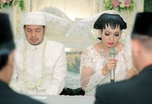 Wedding Aji Nilam by Must a Fire