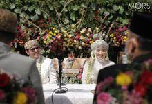 The Wedding of Laras & Adnan by MORS Wedding