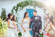 Rooftop Wedding Ceremony Part-3 by Wedding&Indo