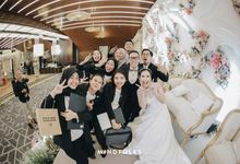 Happy With IKK Wedding Planner by Skenoo Hall Emporium Pluit by IKK Wedding
