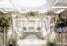 Pullman Hotel Jakarta Central Park 2021.05.22 by White Pearl Decoration