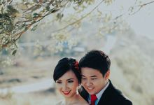 Prewedding by Aura Pictures
