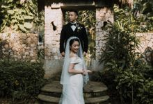 Ryan & Amadea Wedding day by Lumilo Photography