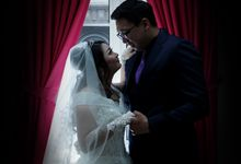 Prewedding Of Windra & Lifrisi by ChrisYen wedding boutique