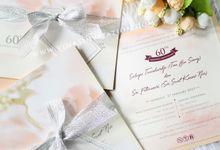 Soebagio & Fatma - wedding anniversary by Vinas Invitation