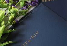 Ranita & Rio by Vinas Invitation