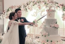 Sam & Claudia Wedding at The Hermitage Hotel by Fiori.Co