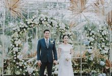WEDDING OF MARTA & ANDREW by APLUS DECORATION & WEDDING PLANNER