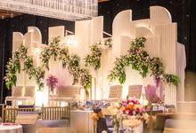 THE WEDDING - ALYZA & MUSTAQIM by Pullman Ciawi Vimala Hills