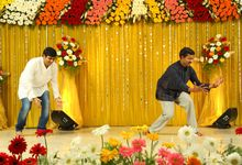 When Bollywood met Kollywood by Kriya Wedding and Sangeet Choreography