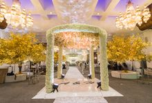 Weddings at Le Meridien by Le Méridien Jakarta
