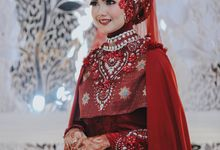 Cut Nyak Dhien & Rama by NYZ PHOTOGRAPHY
