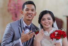 Jenny & Amin LIPUTAN HARI H CINEMATIC FOTO & VIDEO & PHOTOBOOTH by videomegavision