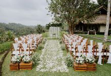 Desita & Stephan Wedding in Ubud by Delapan Bali Event & Wedding