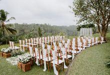 Desita & Stephan Wedding in Ubud by Delapan Bali Event & Wedding