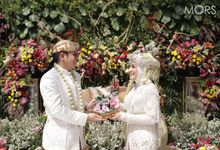 The Wedding of Laras & Adnan by MORS Wedding