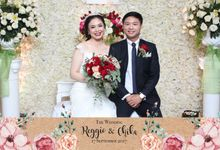 Reggio & Chika by Twotone Photobooth