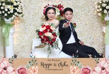 Reggio & Chika by Twotone Photobooth