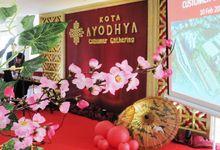 Kota Ayodhya by Veéh Floral Atelier