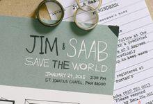 Saab & Jim by Verse Studios