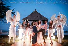 Wedding Matt & Angel by PRAYA MOTION