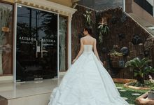 Diamond Gown 1 by Alissha Bride