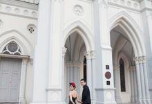 Prewedding of Budi & Agnes by Okeii Photography