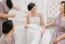 Wei & Jane by Amoretti Wedding Planner