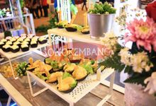 Wedding Widya & Ghufran by Sonokembang Catering