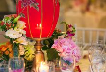 Oriental Western Wedding by Touching Hearts Wedding Concepts
