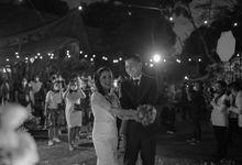 Wedding of Titi & Ari at Secluded by Kharma Villas by Avinci wedding planner