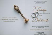 Tony & Debo by Alnara Pictures