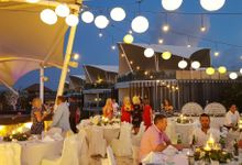 Wedding Reception by Le Meridien Bali Jimbaran