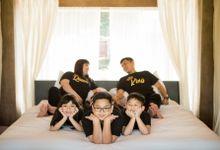 Djoglo Luxury Bungalow FAMILY TRIP by Salmo