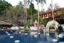 Outdoor Wedding Venue - Restaurant by Sheraton Senggigi Beach Resort