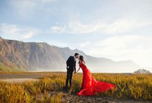 Yohan & Christine - Prewedding Day by Danieliben