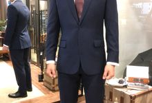 The evergreen Blue by Joe's Tailoring