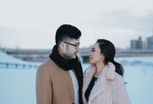Rico & Ririn Prewedding by Hilda by Bridestory