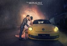 pre wedding by NEW MONALISA PHOTO STUDIO