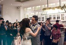 Wedding Reception of Calviana & Marshiela by DJ Perpi