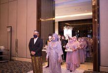 The Wedding of Galih & Betari by Le Blanc Wedding Planner & Organizer