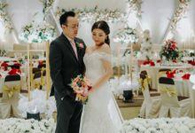 Santika Hayam Wuruk - Rudy & Widya by Matteo Wedding Organizer