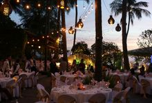 Outdoor Wedding Venue - Restaurant by Sheraton Senggigi Beach Resort