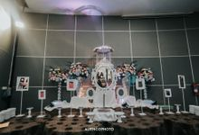 THE WEDDNG OF HASBI & MOLIC by alienco photography