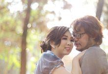 Vera & Willy Prewedding Photoshoot by KOKORO MOTO