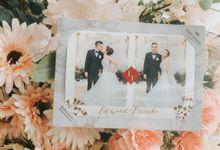 Edward and Frieska Wedding by 83photostudio