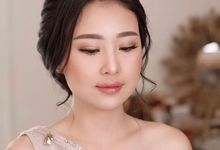 Engagement of Zita & Henry by Sheila Kho Makeup