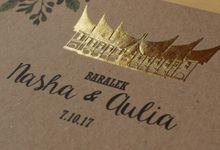 NASHA & AULIA by Galeri Vinni